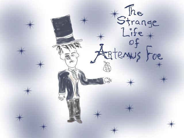 The Strange of Artemus Foe - Steampunk Concept - one